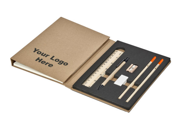 Branded Middle Seed Pencil Book Set