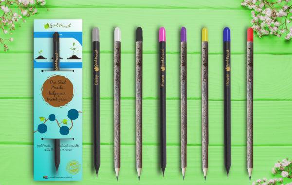 Eco Friendly Flower Seed Pencil