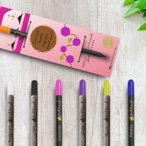 Eco Friendly Herb Seed Pencil